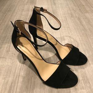 "Aldo suede 4"" heels"